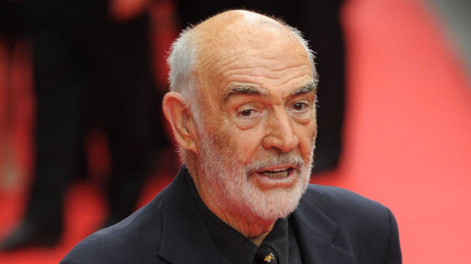 The last movie Sean Connery ever made isn't what you'd expect