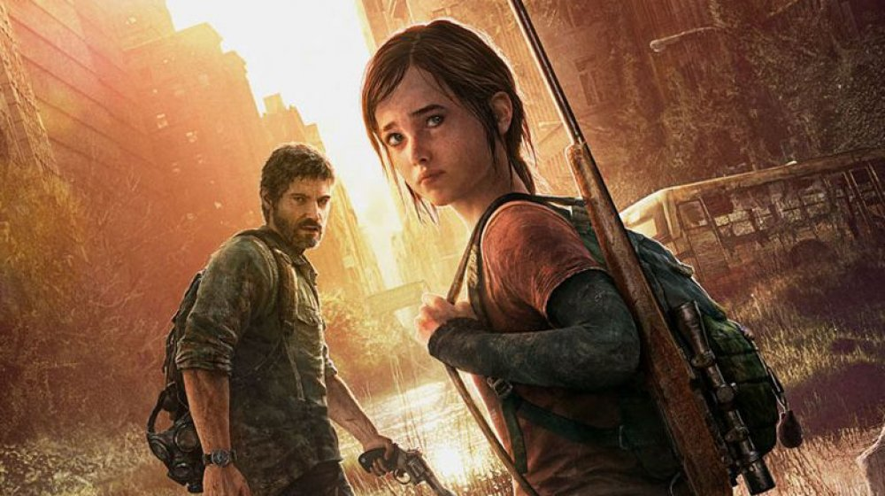 Joel and Ellie from The Last of Us