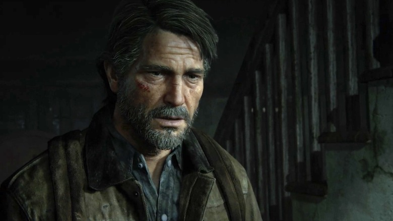 Joel, voiced by Troy Baker, in The Last of Us Part II