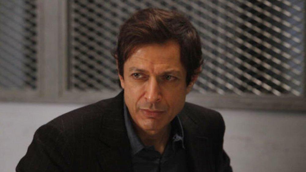 Jeff Goldblum as Detective Zach Nichols