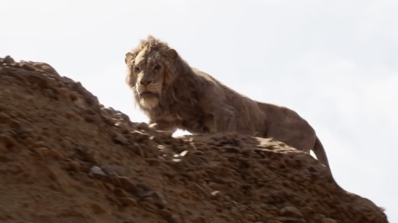 The Lion King How Mufasa S Death Is Different
