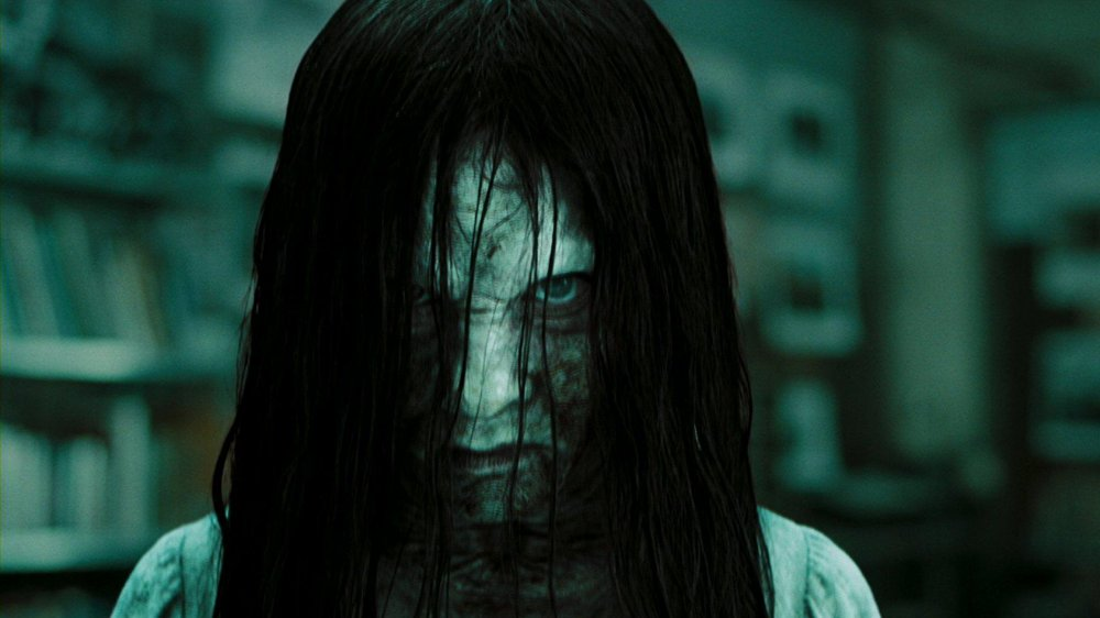 Daveigh Chase as Samara in The Ring