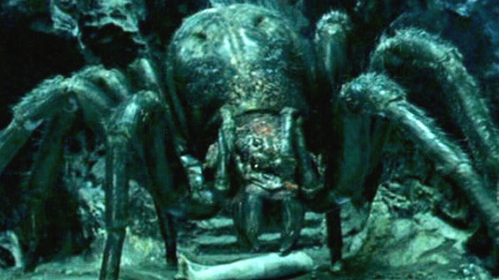 shelob spider lord of the rings