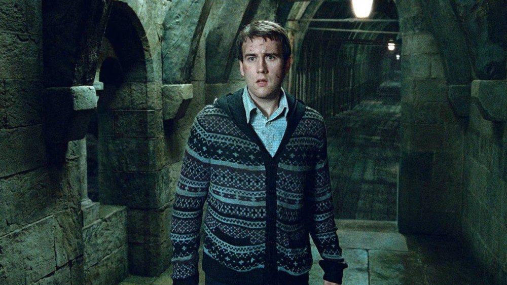 Matthew Lewis plays Neville Longbottom in the Harry Potter films