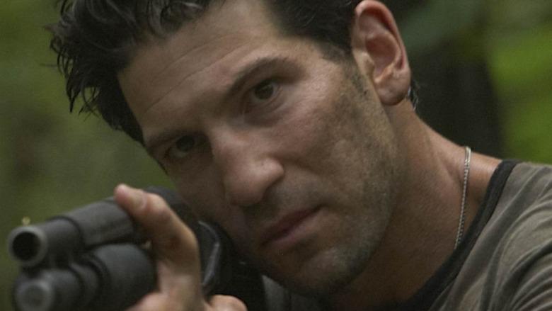 Jon Bernthal Shane pointing shotgun