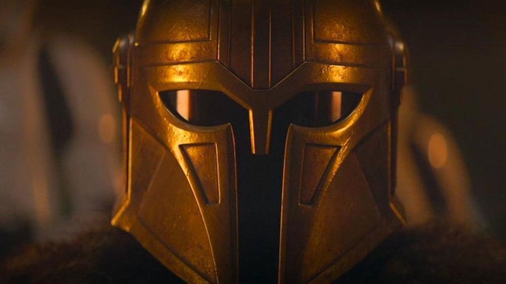 The Armorer in season 1 of The Mandalorian
