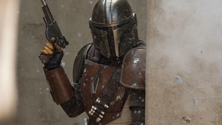 The Mandalorian Star Wars series