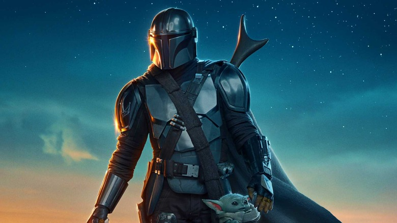 The Mandalorian season 2 artwork