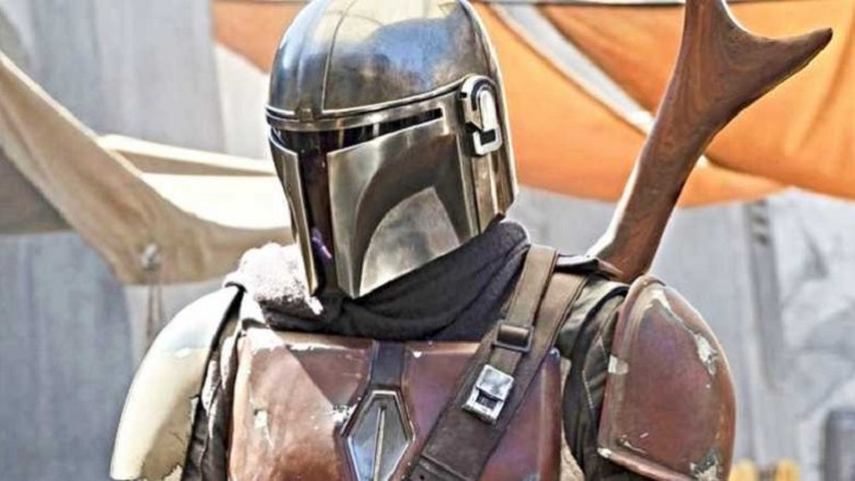 The Mandalorian promo image