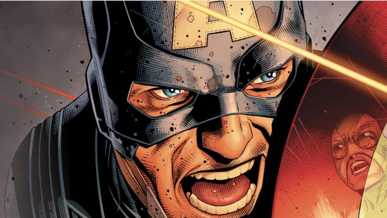 Captain America in Marvel Comics