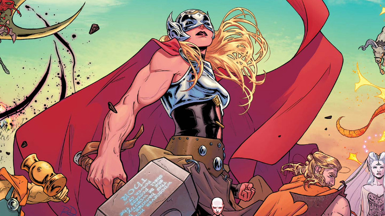 The Mighty Thor, a.k.a. Jane Foster