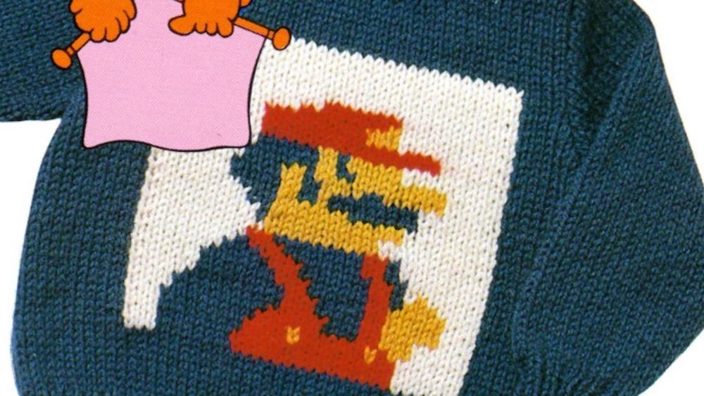 Box art for Mario Sweater