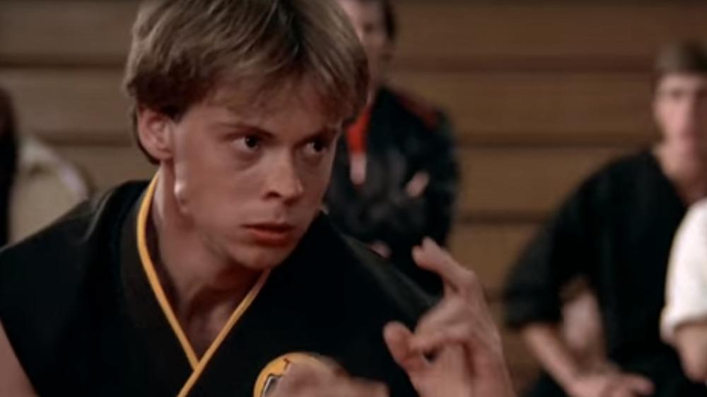 Robert Garrison in The Karate Kid
