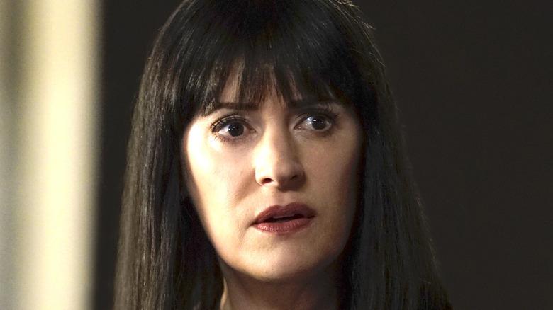 agent Emily Prentiss shocked