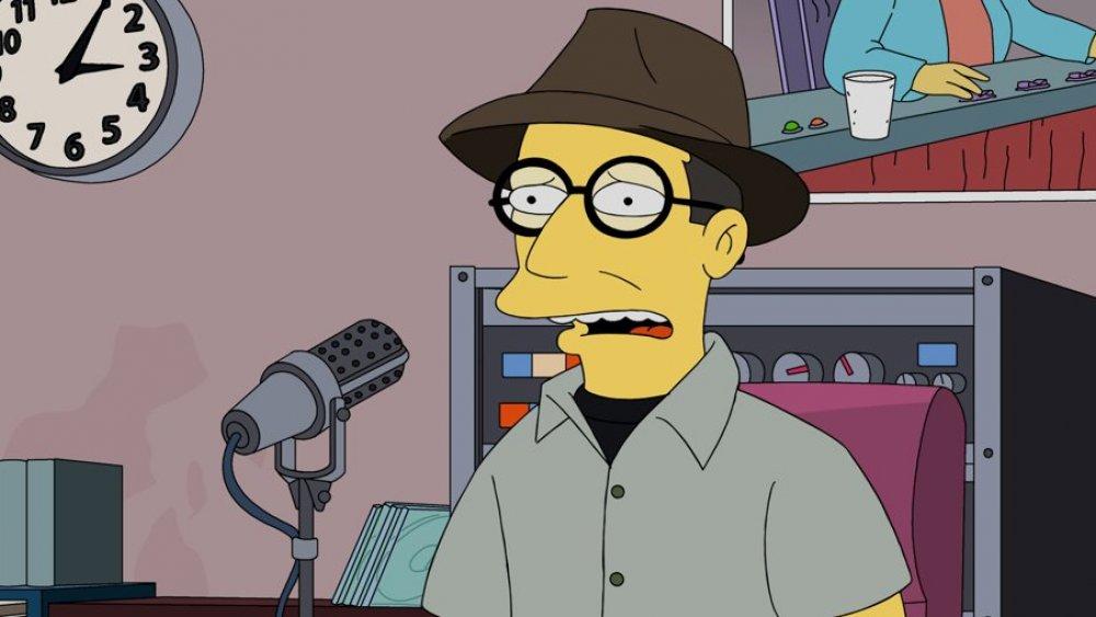 As Aparições na história dos Simpsons Mais Bizarras 4