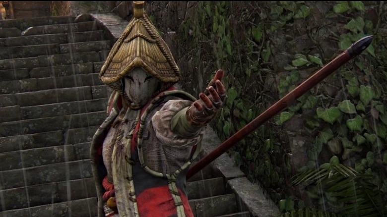 For Honor Nobushi