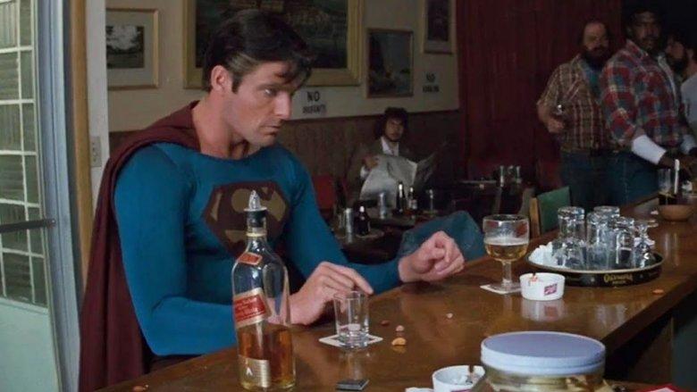 Christopher Reeve in Superman III (1983)