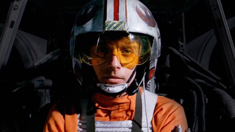 Mark Hamill in Star Wars: A New Hope