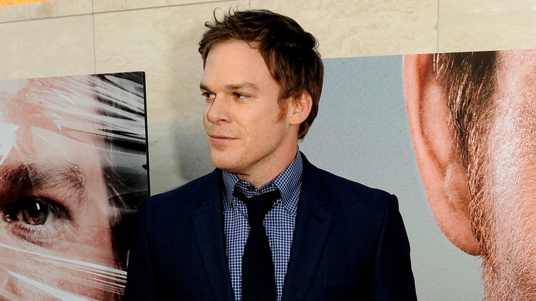 Michael C. Hall, who stars as Dexter Morgan in Dexter