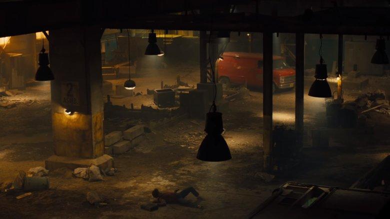 Scene from Free Fire