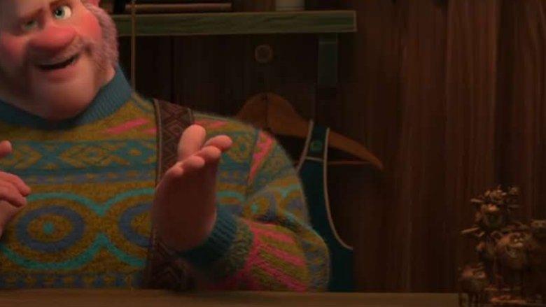 Mike Wazowski in Frozen