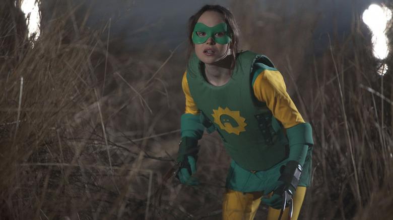 Ellen Page in Super