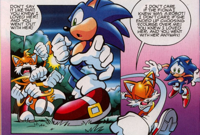 top 10 ways to get sonic the hedgehog