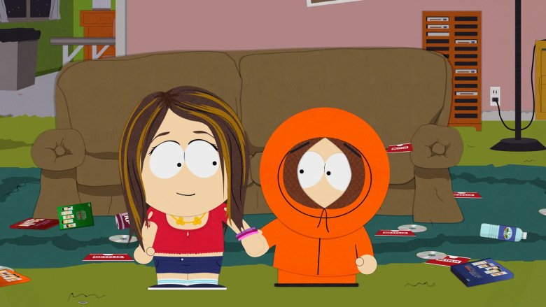 The most tragic way kenny has ever died on south park - Pics of kenny from south park ...