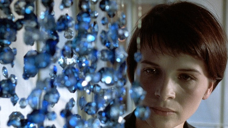 Juliette Binoche in Three Colours: Blue.