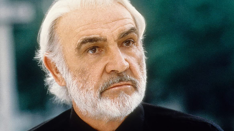 Sean Connery as William Forrester in Finding Forrester