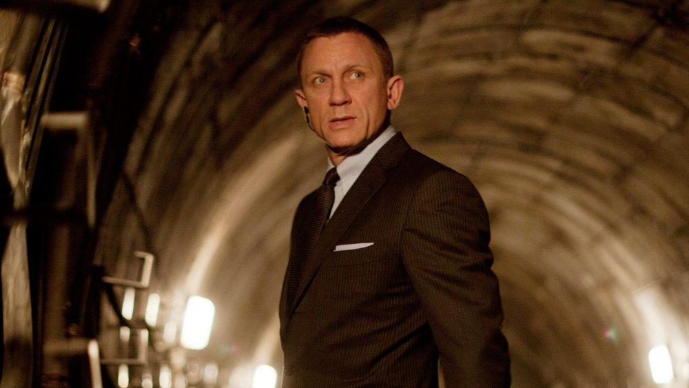 James Bond Release