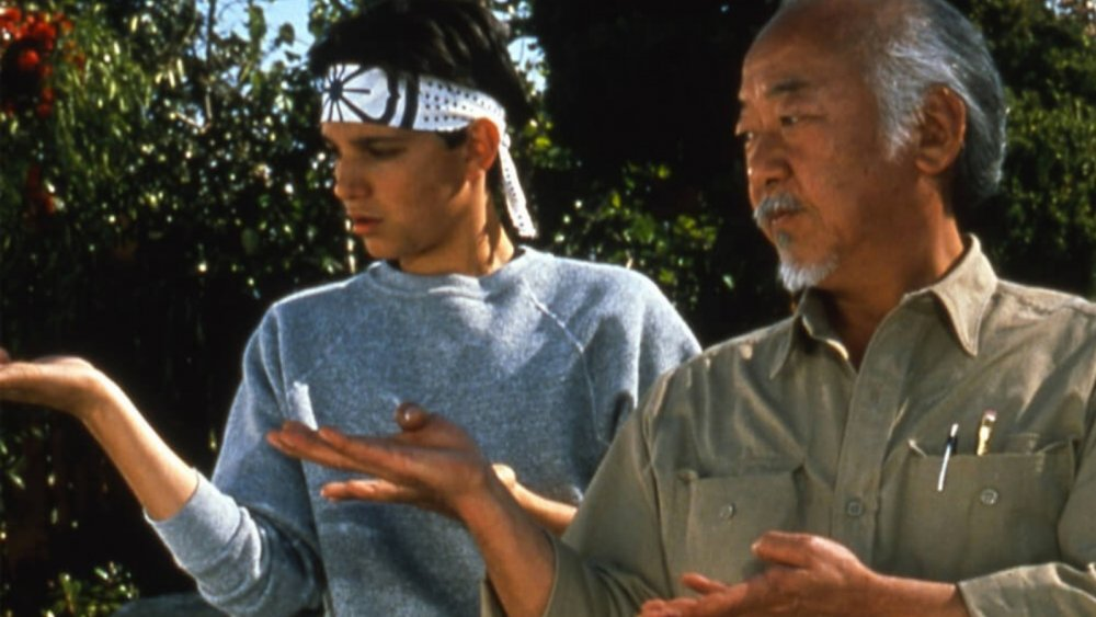 The Mr. Miyagi mystery that's solved in Cobra Kai