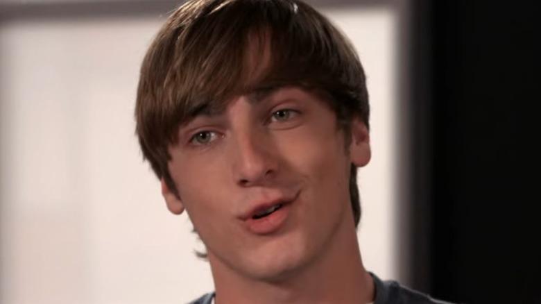 Kendall looking smug
