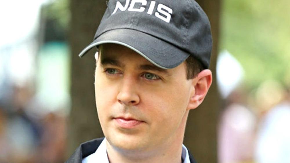 NCIS Tim Wearing Hat