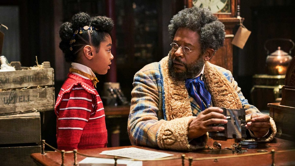 Forest Whitaker stars in Netflix's Jingle Jangle: A Christmas Journey