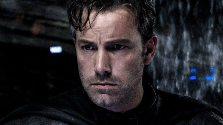 Ben Affleck as Bruce Wayne in Batman v Superman Dawn of Justice