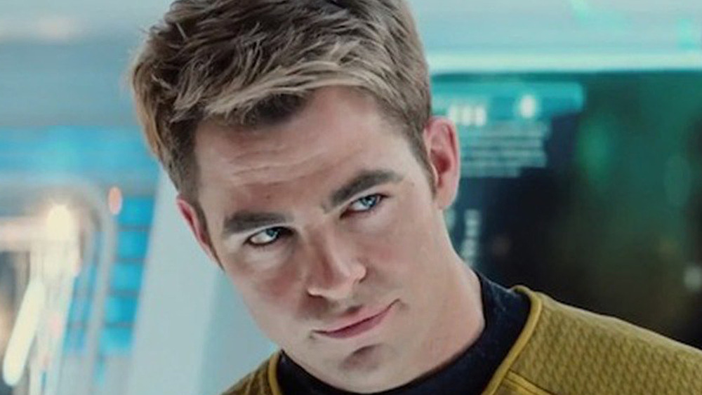 The new Captain Kirk