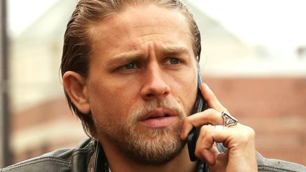 Charlie Hunnam as Jax Teller Sons of Anarchy