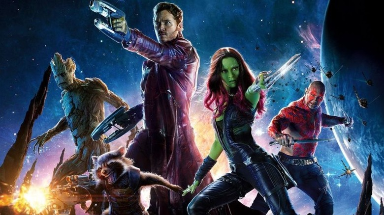 Guardians of the Galaxy promo image