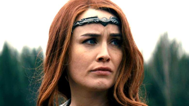 Dominique McElligott as Queen Maeve in The Boys