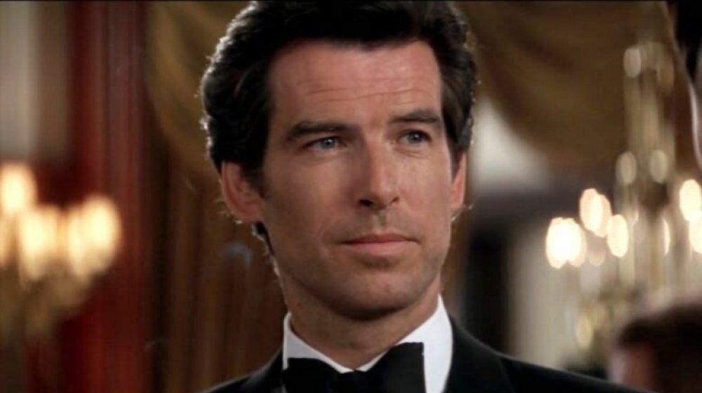 Pierce Brosnan as James Bond