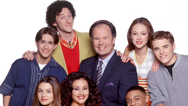 Publicity photo of Saved by the Bell: The New Class