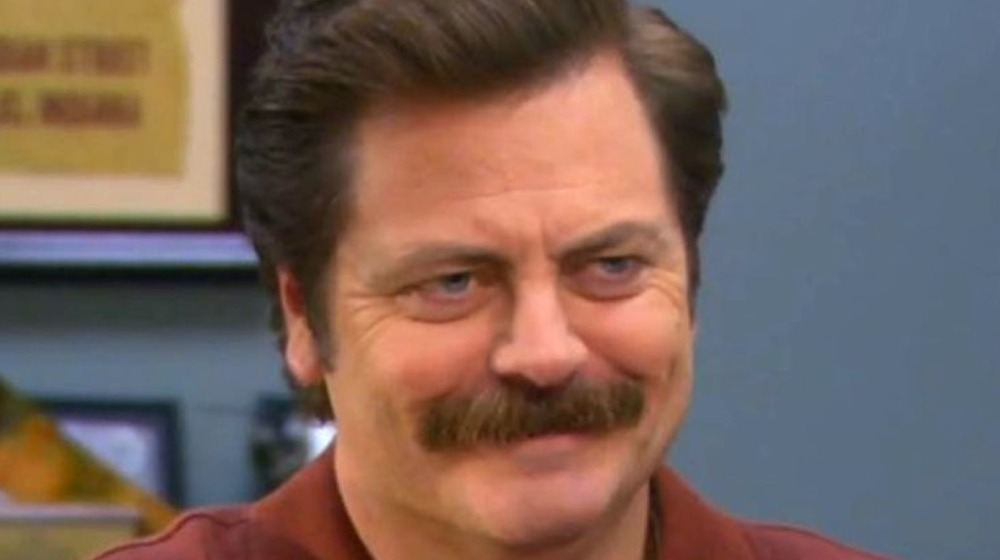 Nick Offerman Parks and Recreation
