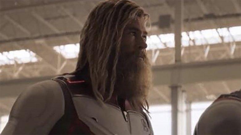 Thor Avengers Endgame Quantum suit