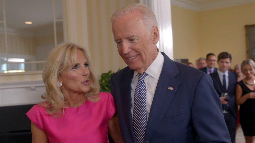 Joe and Jill Biden on Parks and Rec