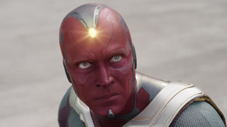 Vision's with light-up head