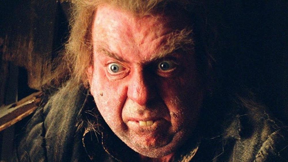 Timothy Spall Peter Pettigrew bucked teeth