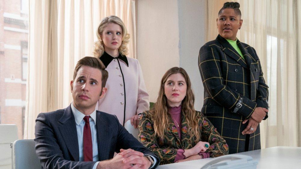 The Politician season 2 cast