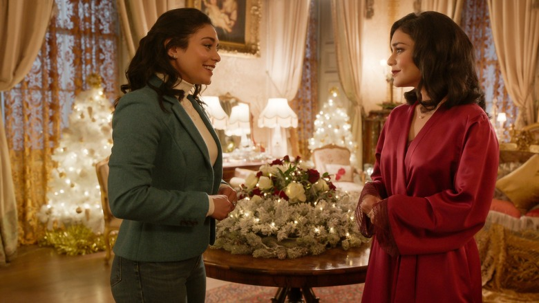 Vanessa Hudgens stars in The Princess Switch: Switched Again