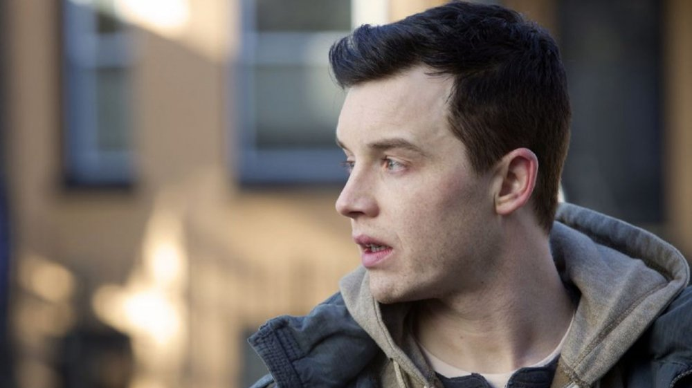 Noel Fisher and Cameron Monaghan in Shameless